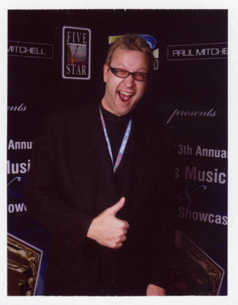 Rob               Mullins LA Music Awards Winner